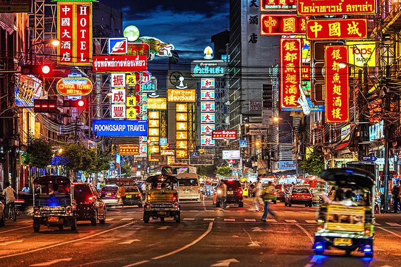 Китайский Бангкок