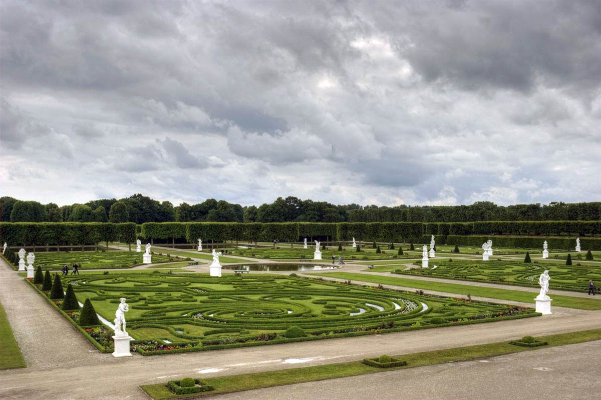 Королевские сады Ганновера, Германия