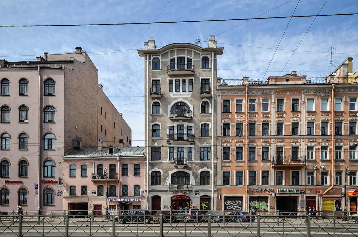 Лиговский проспект, Санкт-Петербург