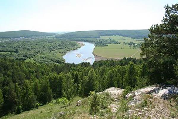 Мечетлинский район, Башкортостан, Россия
