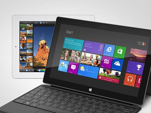 Microsoft Windows 8 Surface Pro