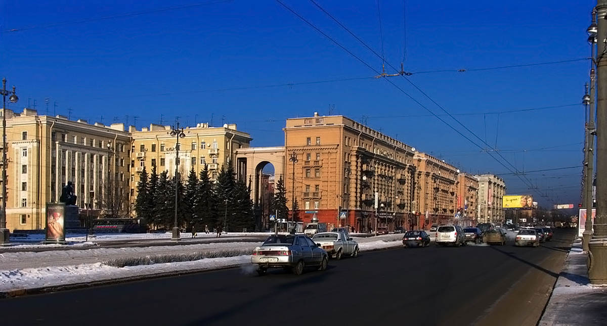 Московский проспект, Санкт-Петербург