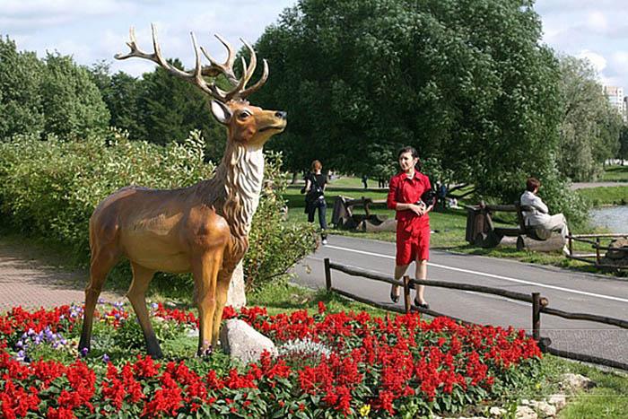 Муринский парк, Санкт-Петербург