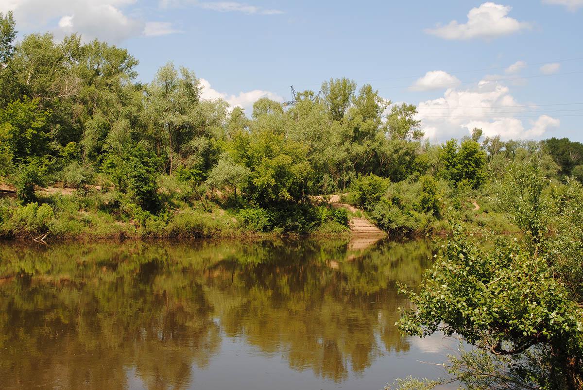 Национальный парк Бузулукский бор, Россия