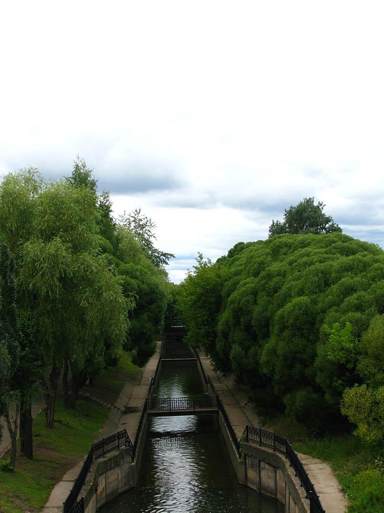 Райский сад в Перми
