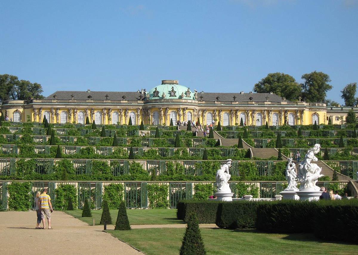 Sanssouci Palace and Park, Potsdam