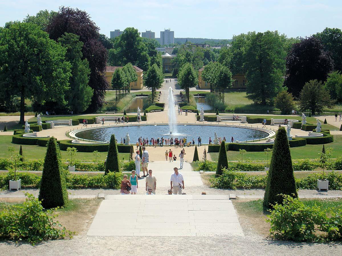 Sanssouci Park, Potsdam