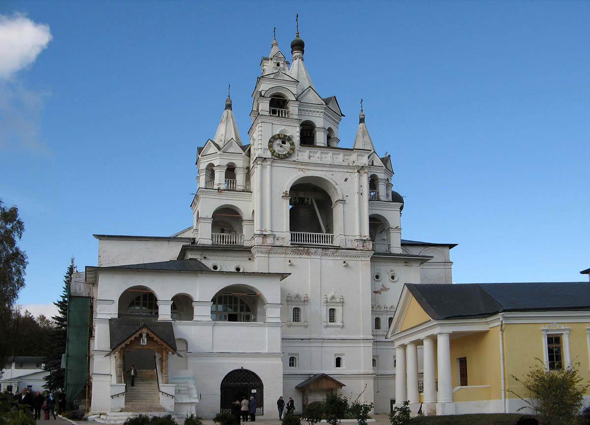 Звонница, Саввино-Сторожевский монастырь