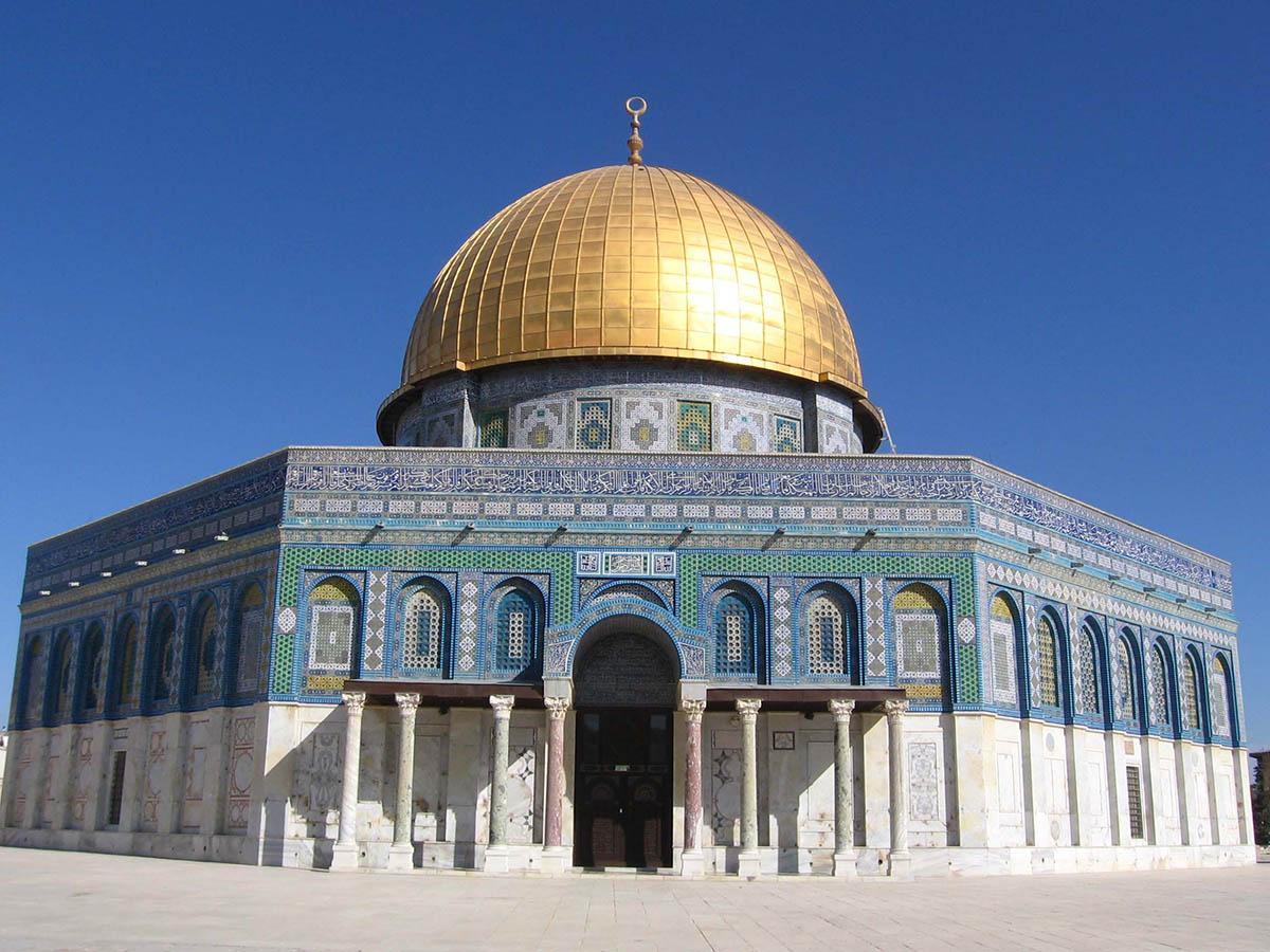 храм Купол Скалы в Израиле