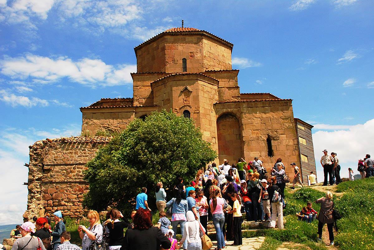 храм в Грузии