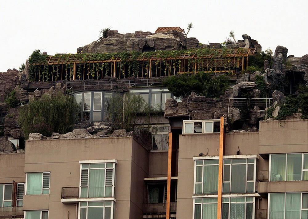 каменная вилла в Пекине, Китай