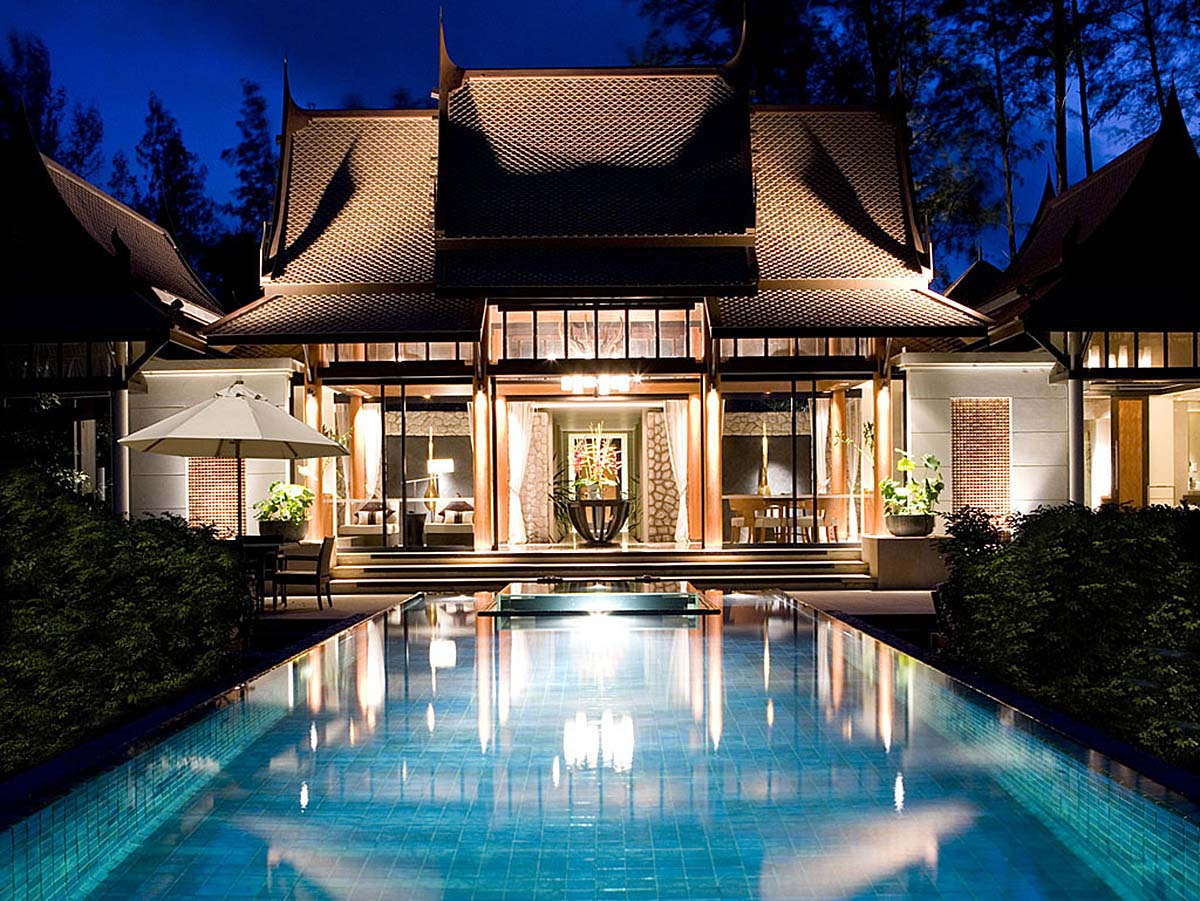 курорт Banyan Tree Phuket