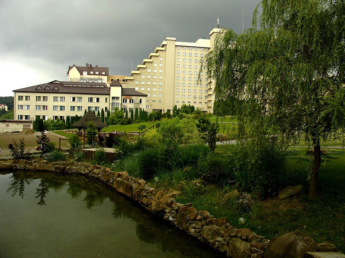 курорт Трускавец, Львовская область, Украина