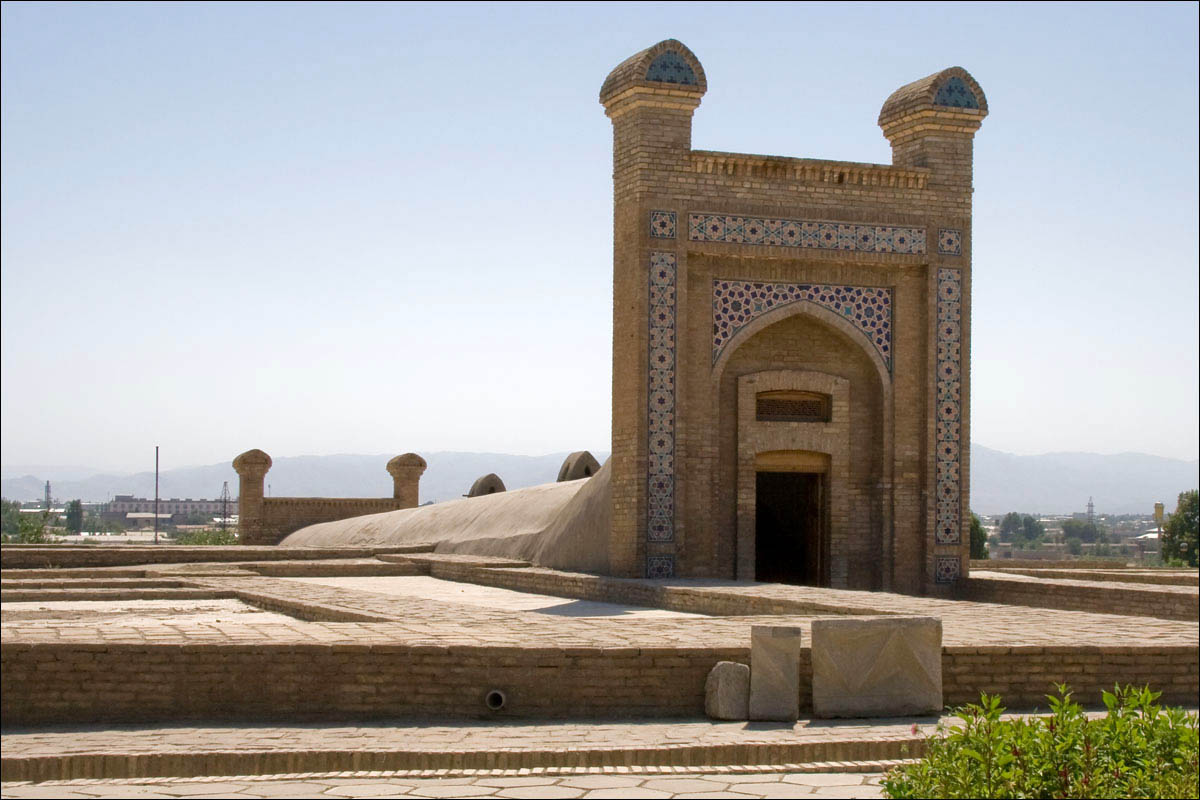 обсерватория Улугбека в Самарканде