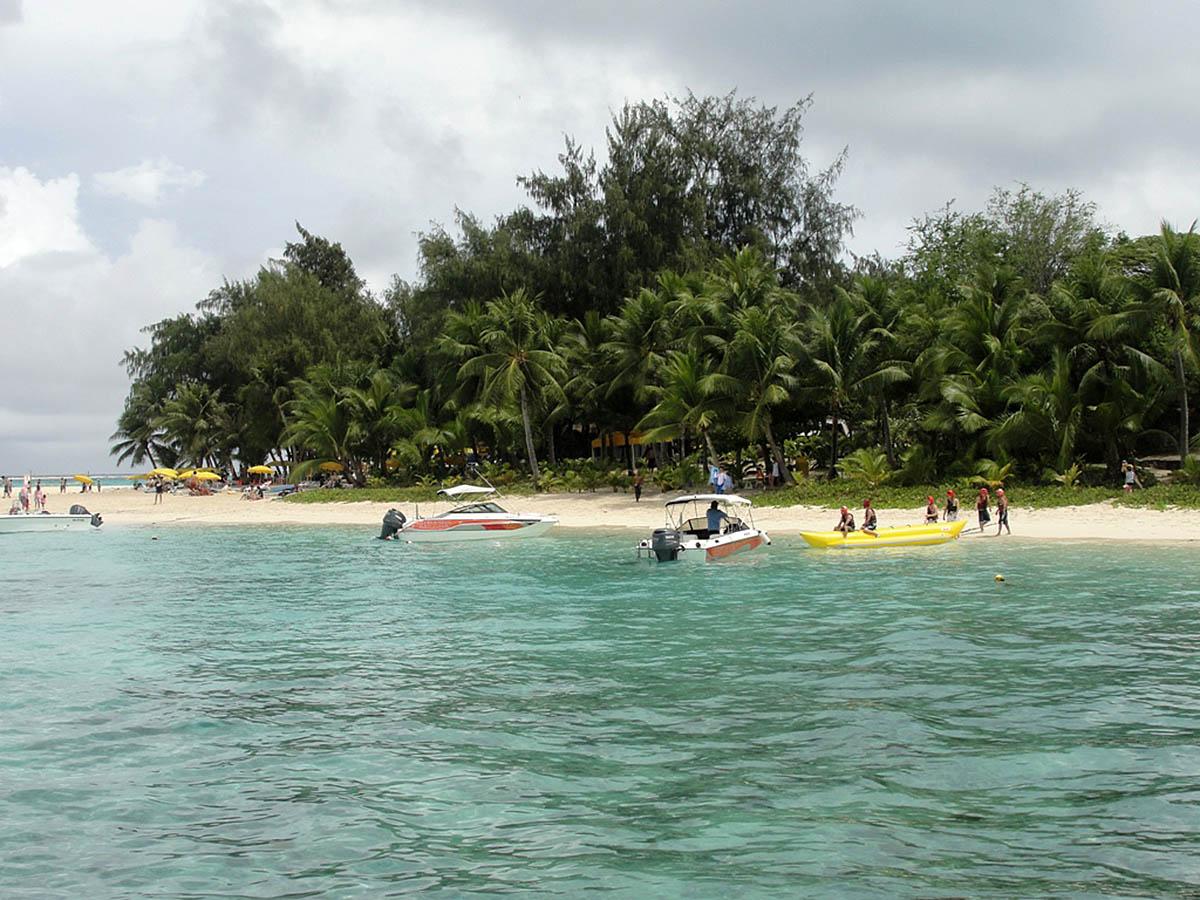 остров Сайпан, США