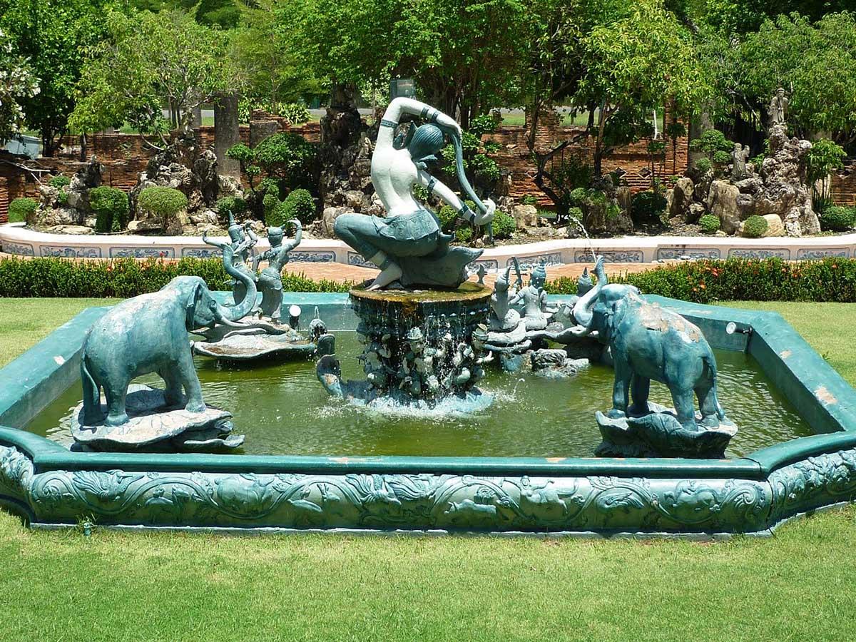 парк Мыанг Боран, Таиланд