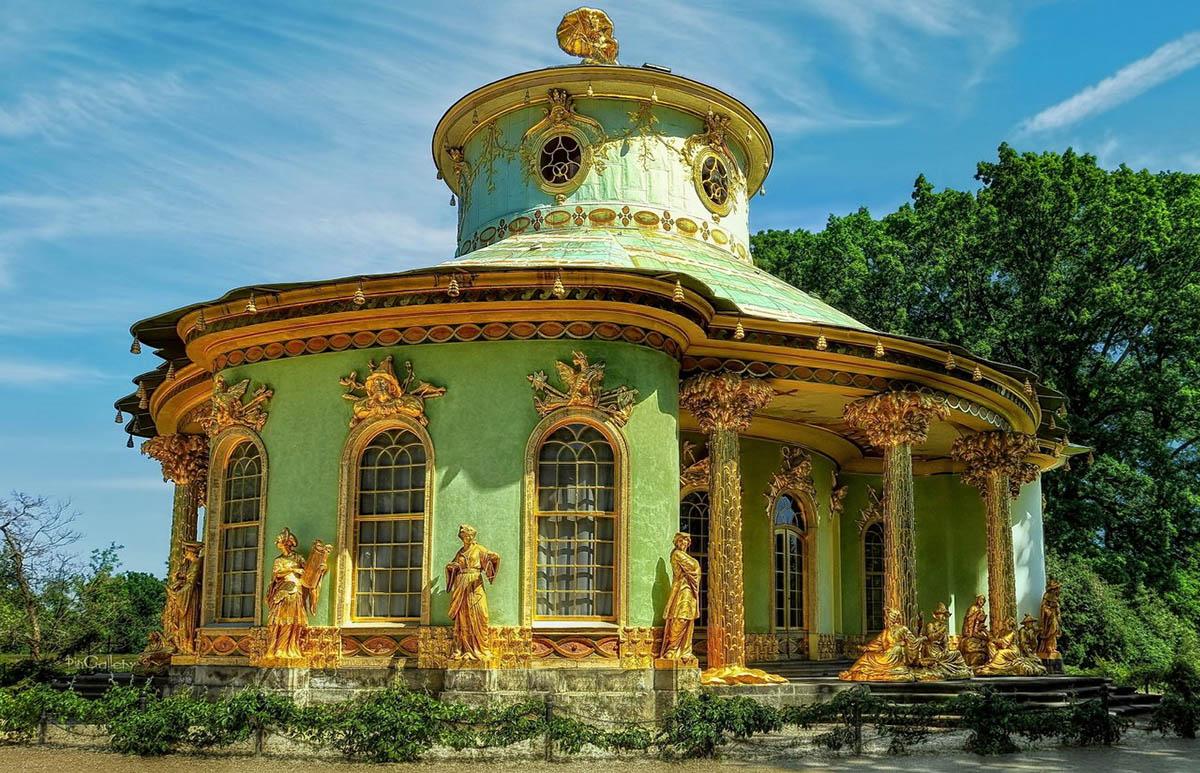 park Sanssouci, chinese house