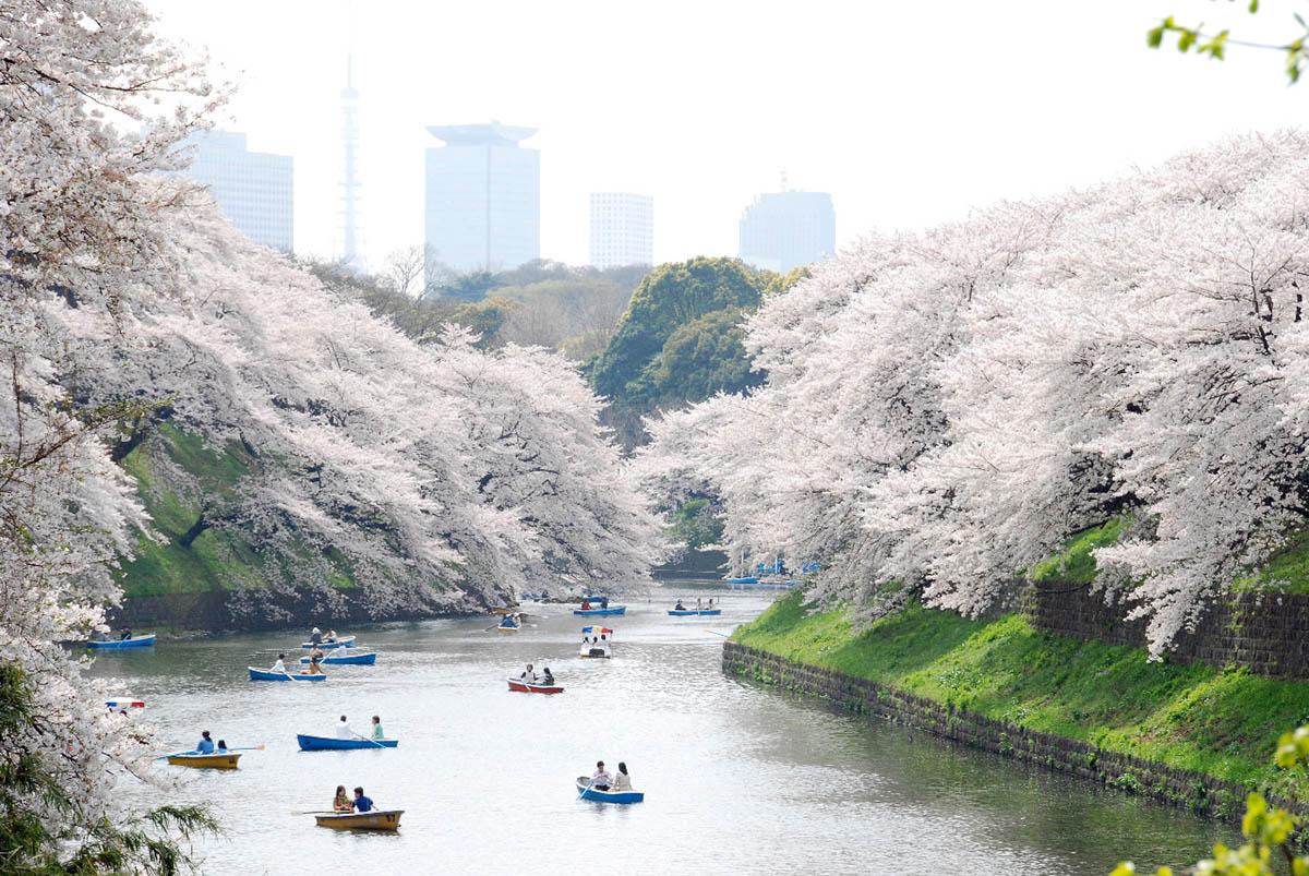 парк Уэно, Токио, Япония