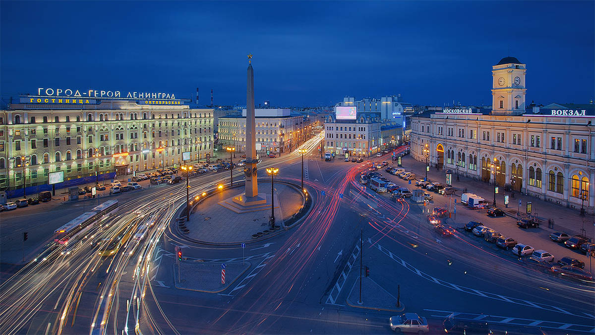 площадь Восстания, Санкт-Петербург