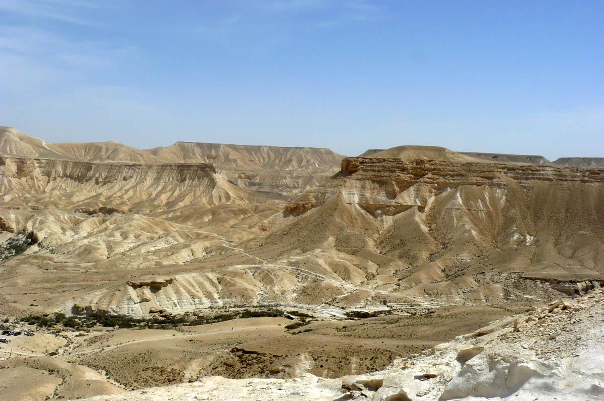 пустыня Негев, Израиль