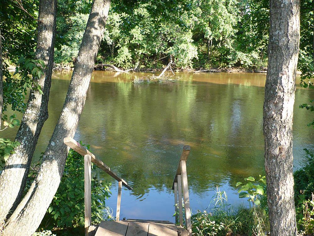 река Боровка, нацпарк Бузулукский бор