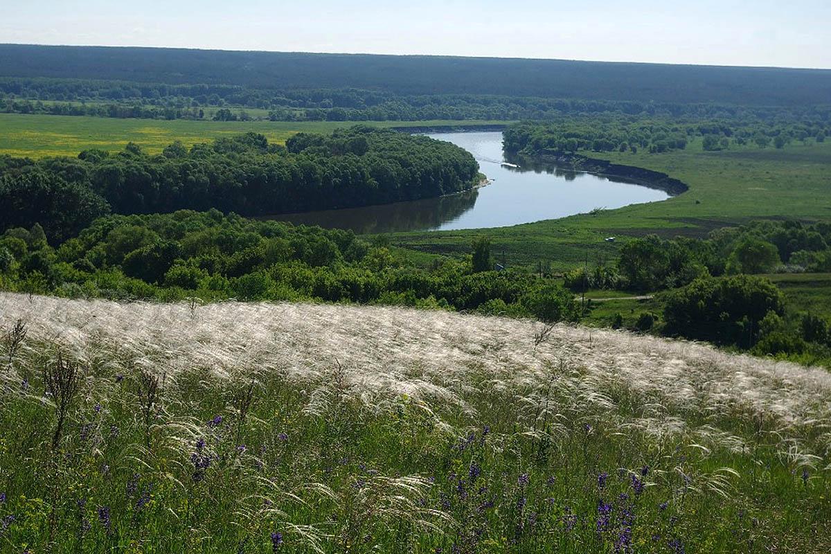 река Дон, Россия
