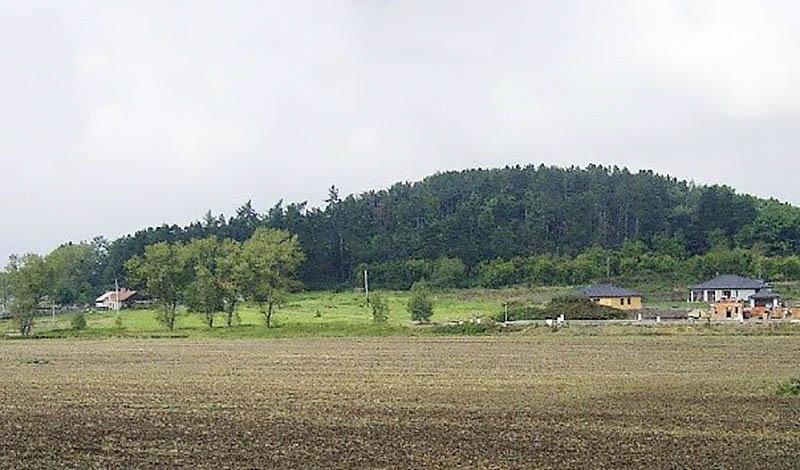 вулкан Коморни Гурка, Франтишковы Лазни, Чехия