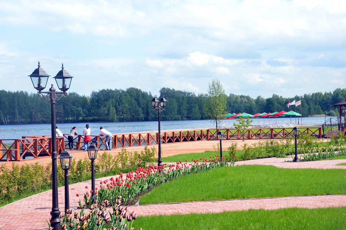 загородный клуб Усадьба, Нижегородская область