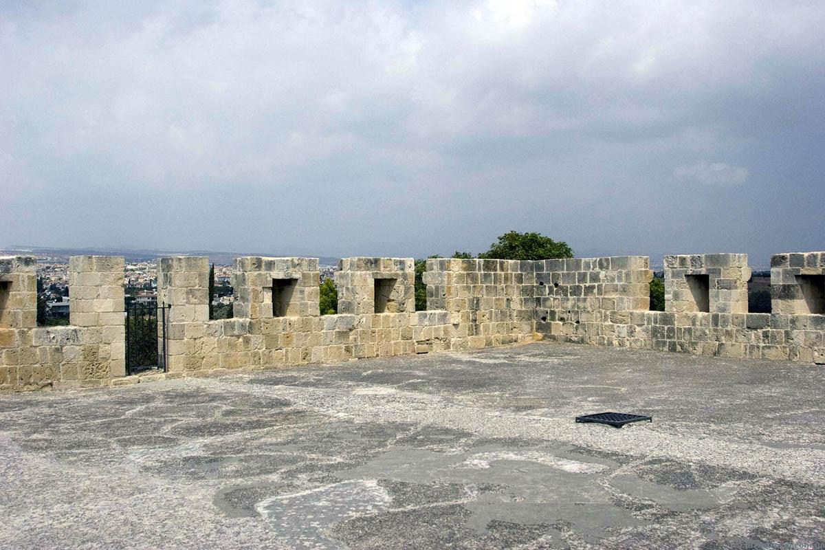 замок Колосси, Кипр