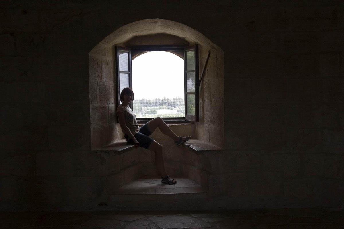 замок Колосси, остров Кипр
