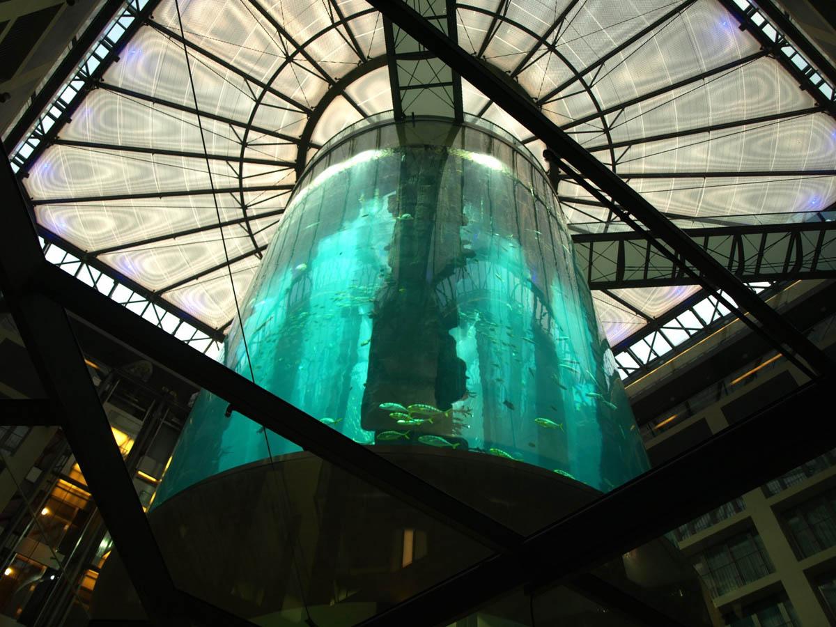 Aquadome, Berlin, Germany