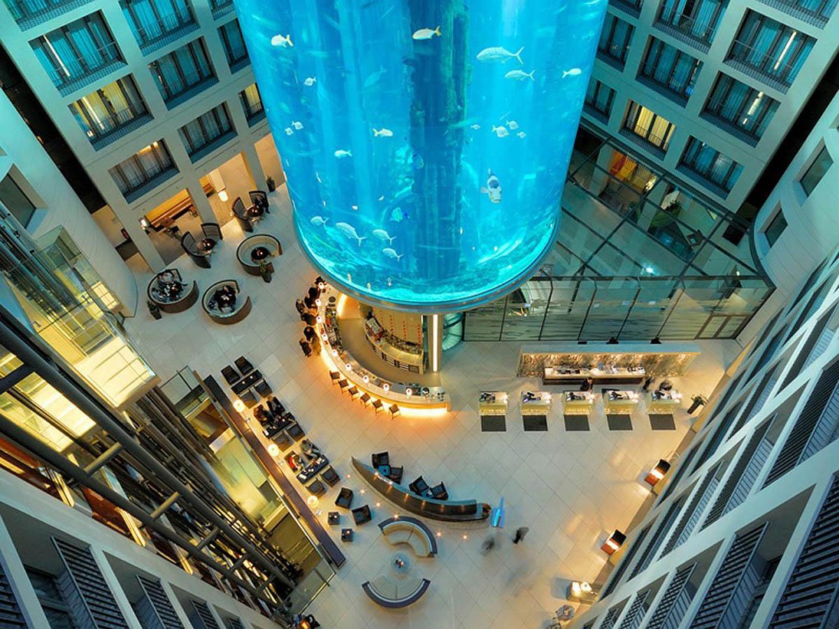 Aquadome, Berlin