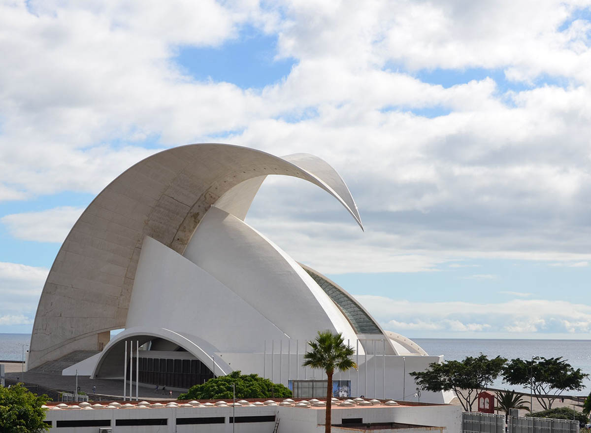 Auditorio de Tenerife, Spain