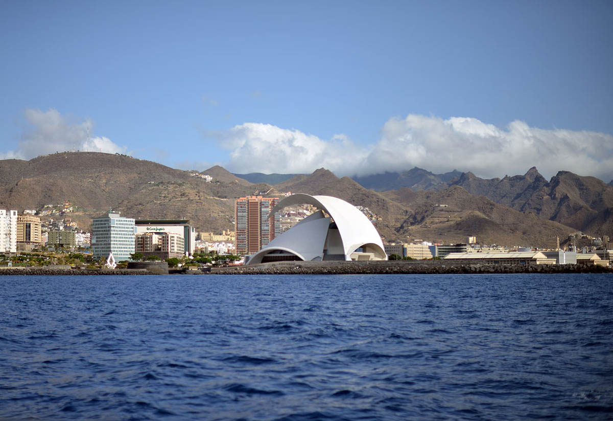 Auditorio de Tenerife, Tenerife, Spain