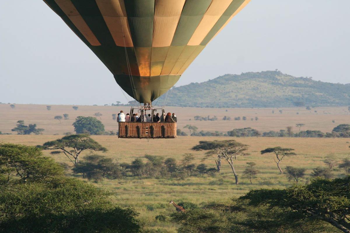 Balloon-Safari