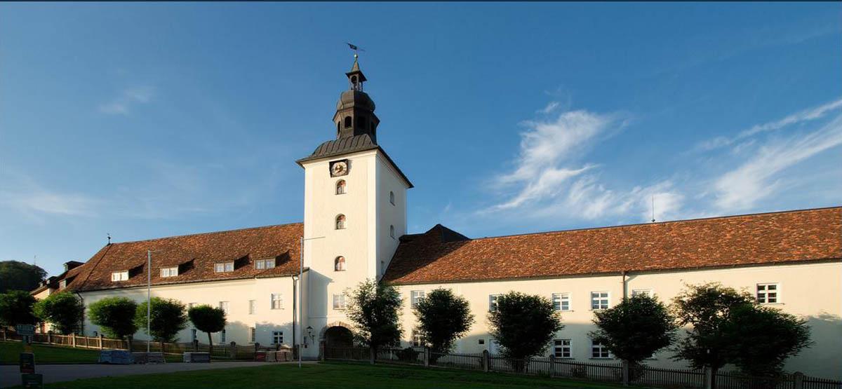 Benediktinerabtei Michaelbeuern, Austria