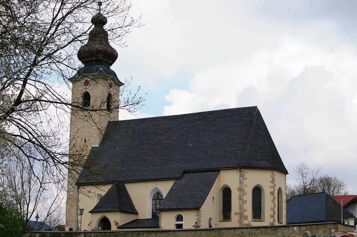 Benediktinerabtei Michaelbeuern, Dorfbeuern, Austria