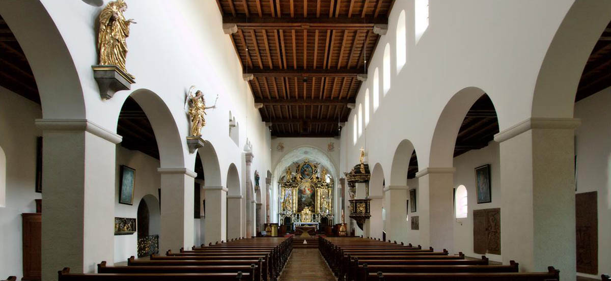 Бенедиктинское аббатство Михельбойерн в Австрии