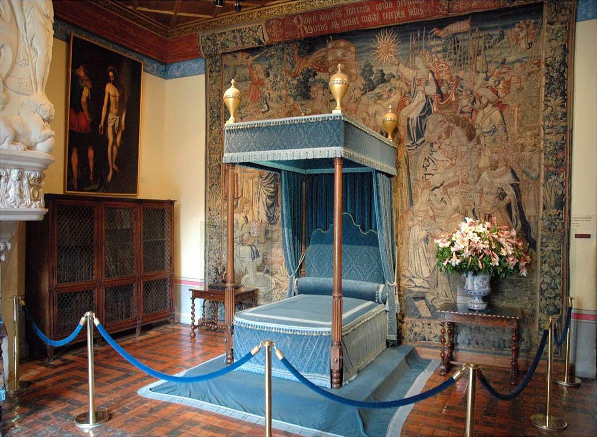 Chateau de Chenonceau La chambre de Diane