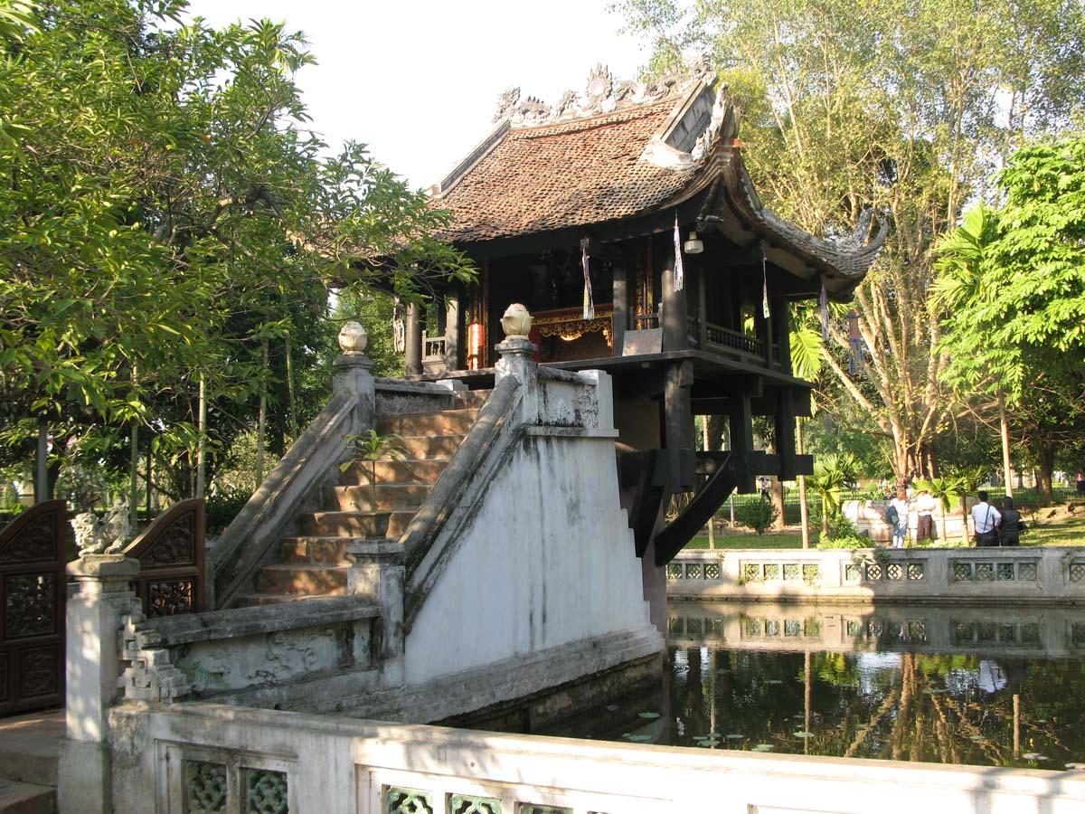 Chua Mot Cot, Vietnam