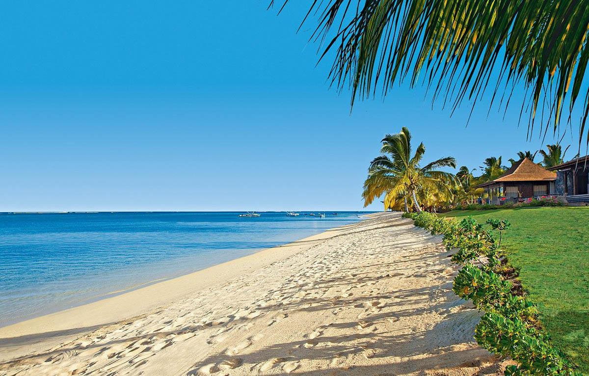 Hotel LUX Le Morne 5 on Mauritius
