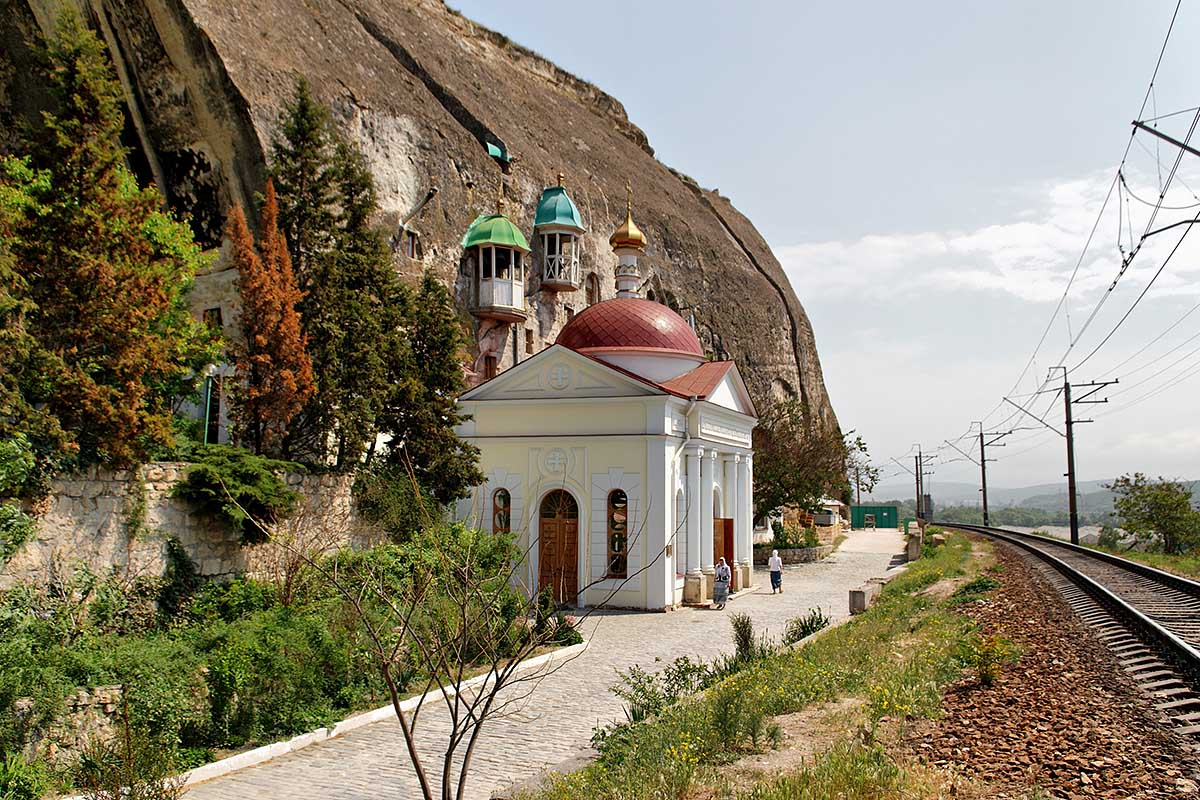 Inkerman cave Monastery, Church of Saint Panteleimon