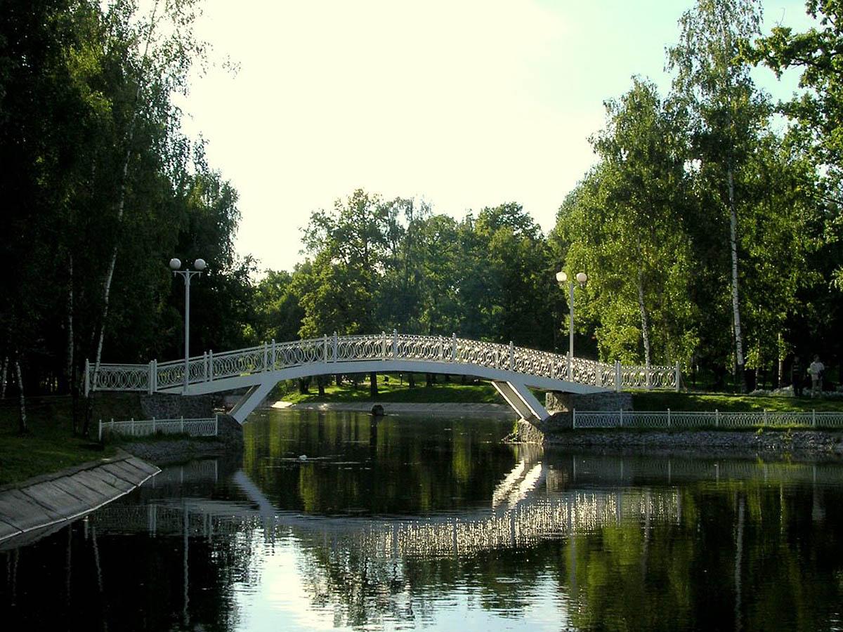Лианозовский парк, Москва