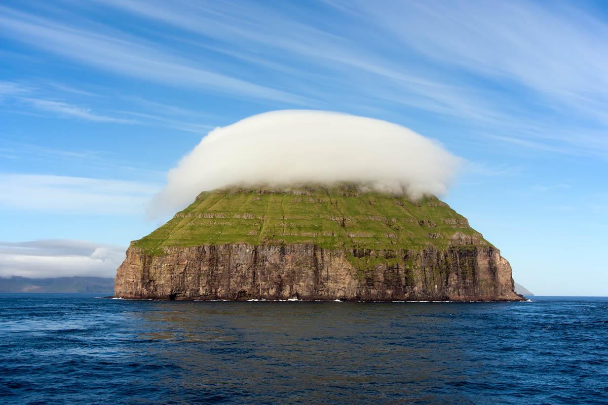 Litla Dimun, Faroe Islands