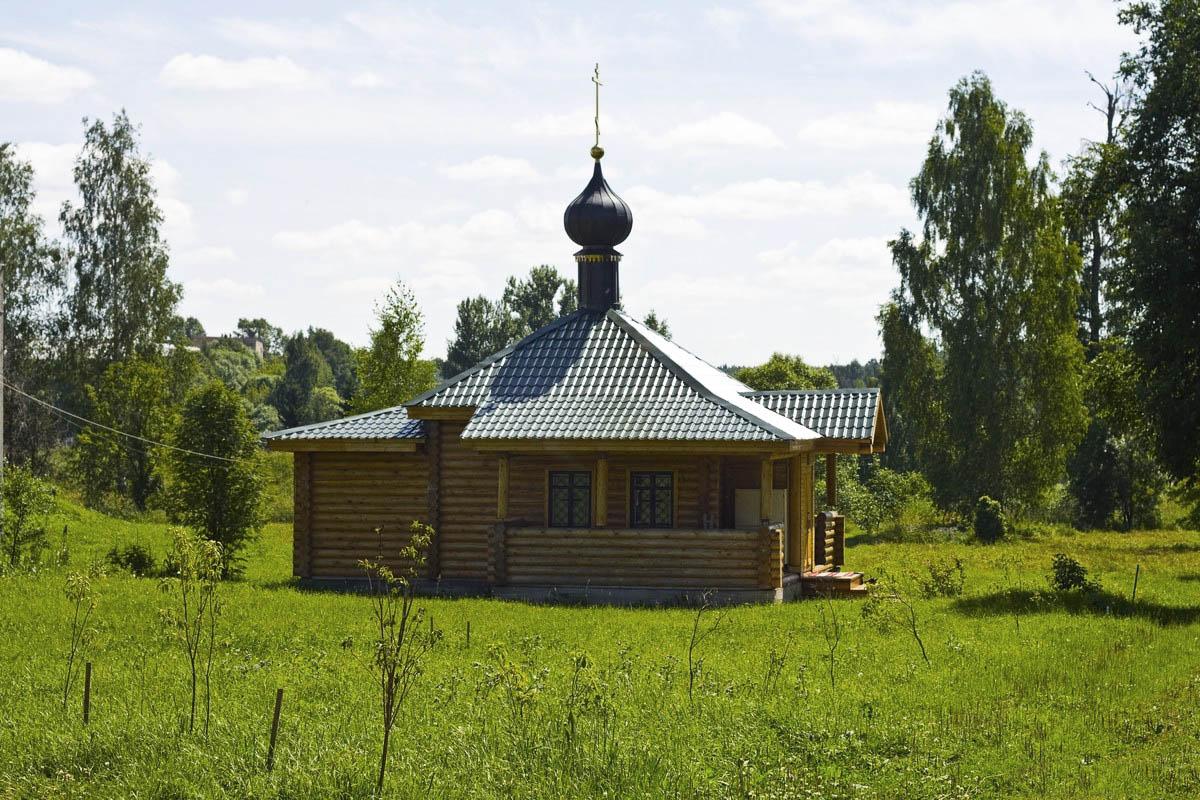 Микулино городище, Подмосковье, Россия