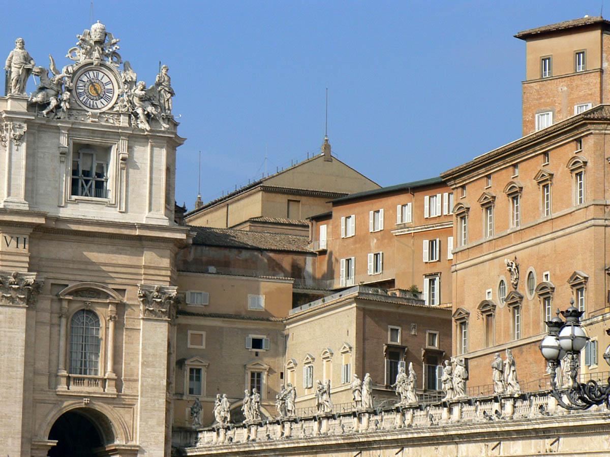 Сикстинская Капелла, Ватикан, Италия