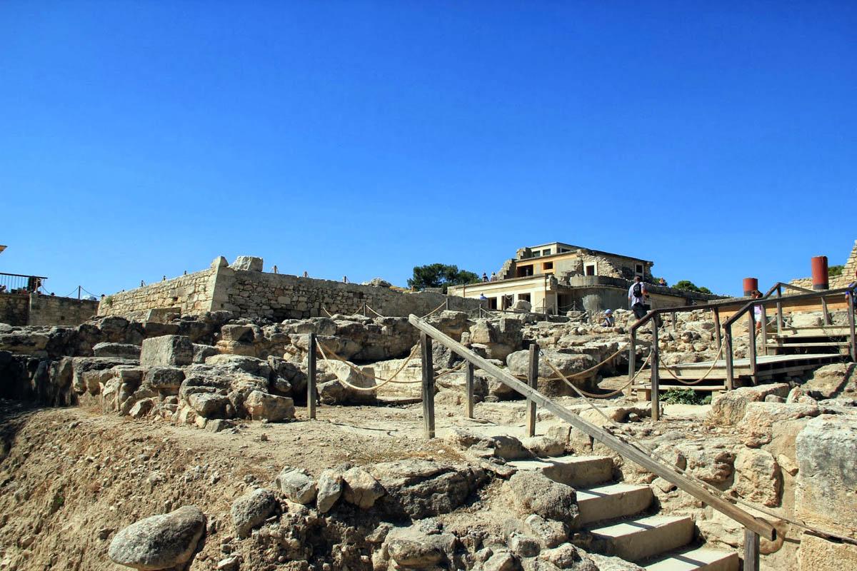 археологический комплекс Кносс