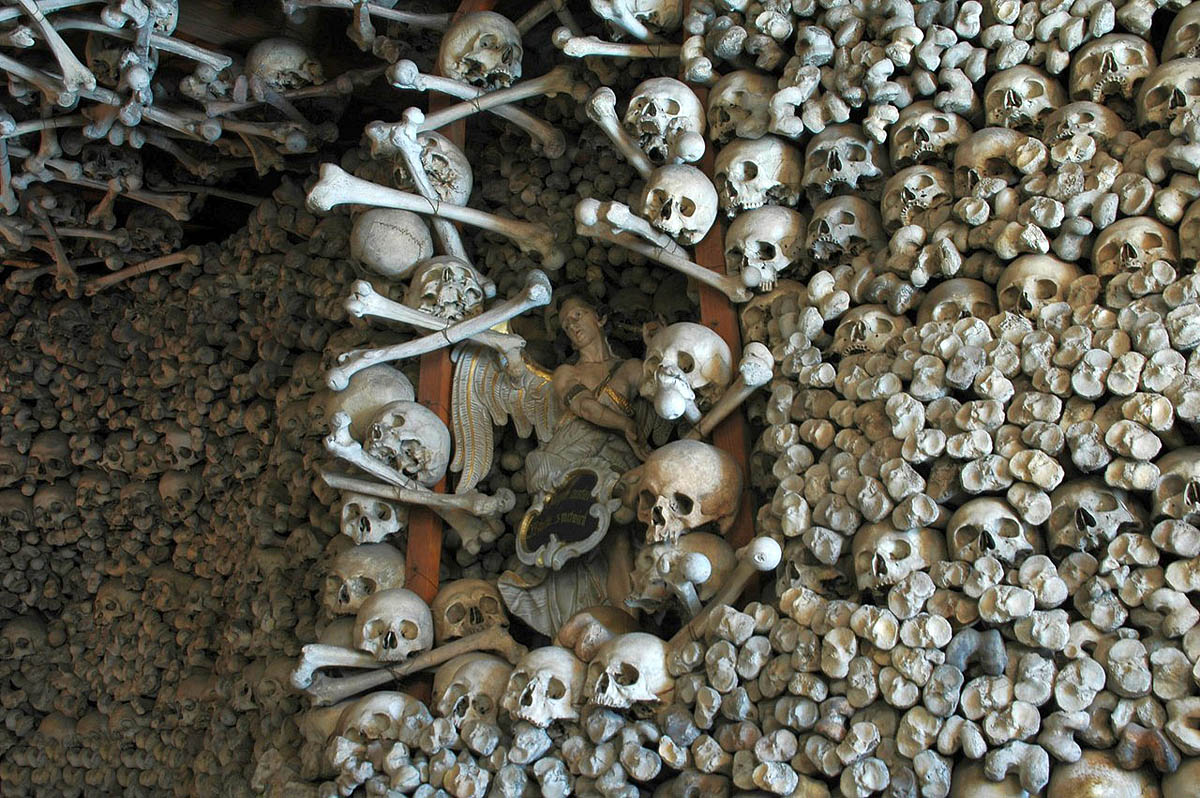 часовня черепов