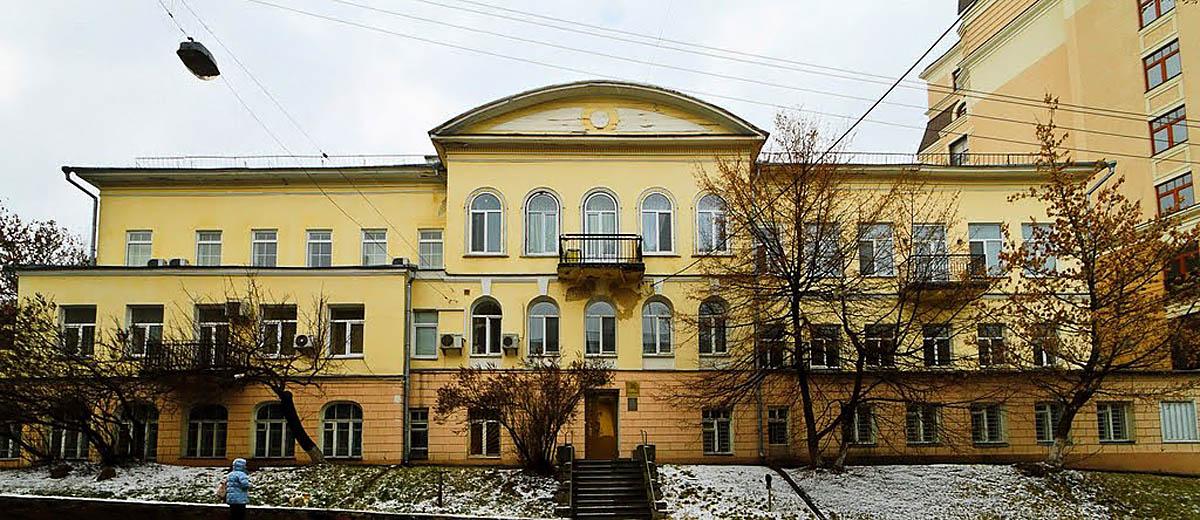 дом купца Сулимы на Лютеранской, 16