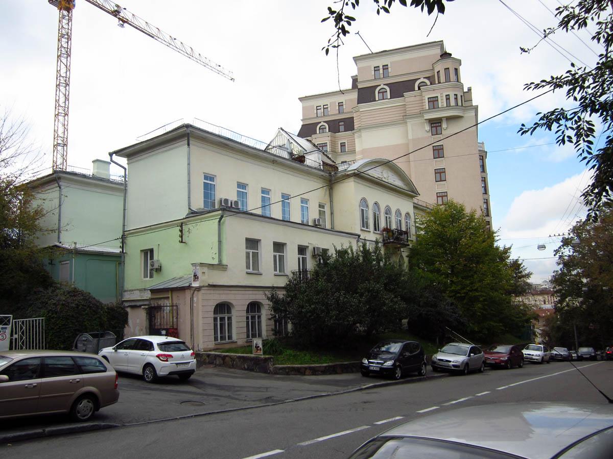 дом купца Сулимы в Киеве
